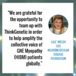 Bringing Light to Rare Neuromuscular Disease with New ThinkGenetic Advocacy Partnership