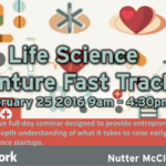 Ready for Life Science Fast Track 2016 by The Capital Network?