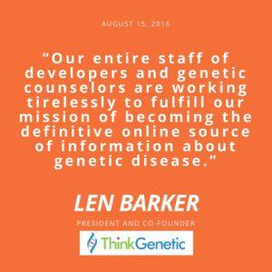 Quote Len Barker
