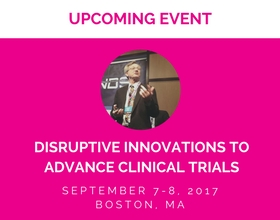 ThinkGenetic CEO at Annual DPharm Disruptor Event