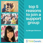 Top Five Reasons to Join a Support Group