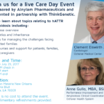 Special Event: Care Day for Hereditary ATTR Amyloidosis in Louisiana