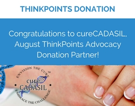 $500 Donation to cureCADASIL