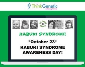 Go Green for Kabuki Awareness