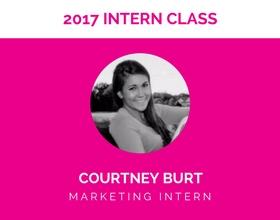 Introducing Marketing Intern Courtney Burt