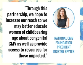 Supporting Pregnancy with CMV Foundation