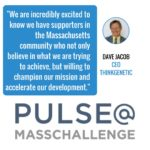 ThinkGenetic Declared a PULSE@MassChallenge Top Digital Health Startup