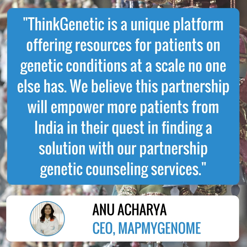 ThinkGenetic Streamlines Access to Patient Resources in ... on