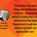 Taking a Closer Look at Advocacy: Creating Hope with a Support Network for the Rare Disease Community