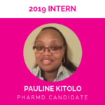 Pauline Kitolo - Intern Class - Bottom Story