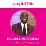Michael Mgbemena - Intern Class - Bottom Story